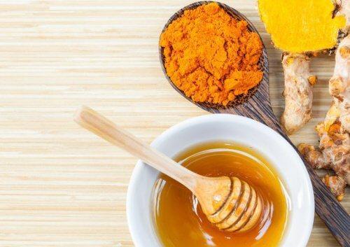 turmeric honey benefits