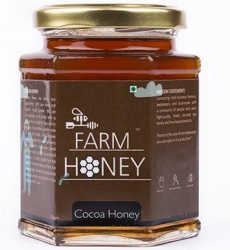 cocoa honey